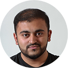 Tanzeel Hussain - Customer Account Manager